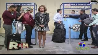 Embajada de USA - El Show de Raymond y Miguel