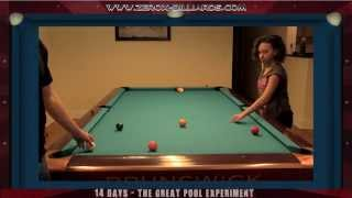 '14 Days - The Great Pool Experiment' - Day Two - Chicago with Karsyn Terry