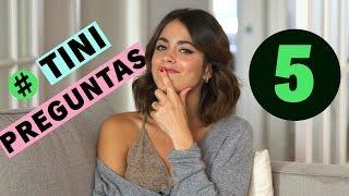 ¿Nutella o Dulce de leche? l #TiniPreguntas5 | TINI