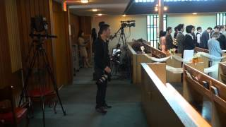 Behind The Scene Live Documentary Wedding Photography