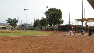 First Baseball Tournament in Lake Havasu