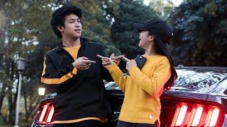 رقص كوري شاب واخته صغرى جزء 3 2018