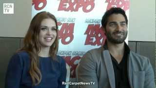 Teen Wolf Season Two Interview London MCM Expo 2012
