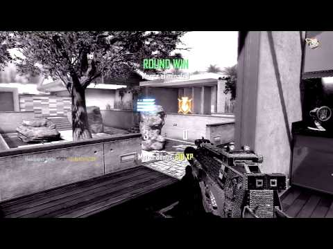 Trash Talkers get Trashed - Black Ops 2 Wii U Search and Destroy Gameplay