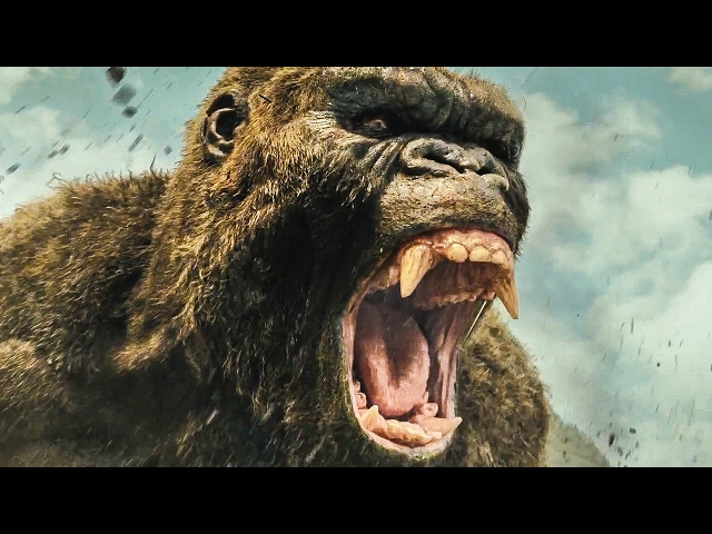 KONG: SKULL ISLAND Trailer #3 (2017)
