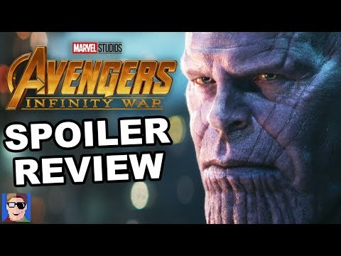 Xxx Mp4 Is Avengers Infinity War The Best Marvel Movie SPOILER REVIEW 3gp Sex