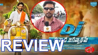DJ Review | Allu Arjun Duvvada Jagannadham Movie Review and Public Talk | Pooja Hedge | Gossip Adda
