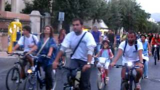 22-9-2010 Χανιά - ημέρα χωρίς αυτοκίνητο - podilatreis.gr