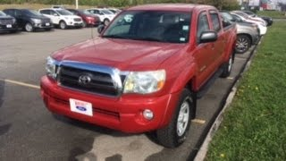 2009 Toyota Tacoma SR-5 | Small Pickup Truck For Sale