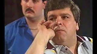 Wilson / Gardner vs Gregory / Karlsson Darts World Pairs 1988 Final