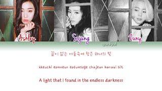 Ladies' Code - Galaxy (Color Coded Han Rom Eng Lyrics)   by Yankat