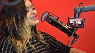 Exclusive Interview: Avril on air with Millard Ayo
