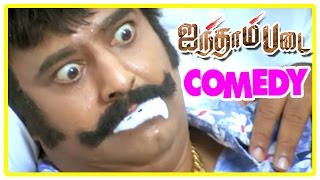 Aintham Padai | Aintham Padai Tamil Full Movie Comedy Scenes | Vivek & Cell Murugan Comedy scene