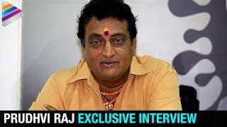 Prudhvi Raj Reveals Unknown Facts about Telugu Cinema | Exclusive Interview | Telugu Filmnagar