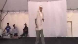 Tamal Krsna dasa Siksastakam Dance Detroit Ratha Yatra 2010