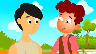 Bible Stories For Kids | Daniel - The Bible Stories | English Educational Kid Shows Bed Time Stories