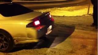 SS Crazy ProStart Nissan Silvia S14