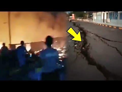 Xxx Mp4 Video Detik Detik Gempa 7 0 SR Guncang NTB Hingga Akibatkan Kebakaran Satu Desa Dan Jalan Retak 3gp Sex