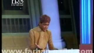 Farhan Ali Qadri Karam mangta hoon Ata mangta hoon