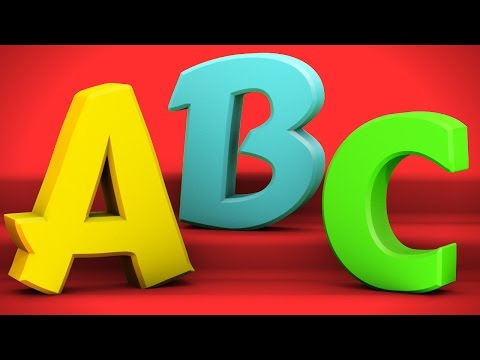 Abc Song Learning Alphabets Nursery Rhymes Kids Song Baby Rhymes