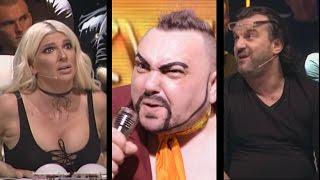 Zvezde Granda - OMČO bosanac poludio na grandu (parody)