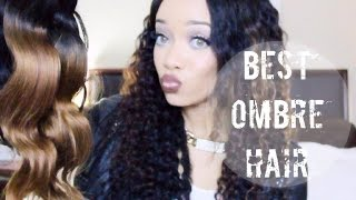 Aliexpress Brazilian Ombre Body Wave | Fashion Queen Beauty Unboxing