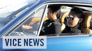 Driving Ferraris with the Thai Royalists