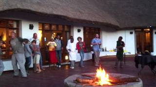 DANSE TANZANIE 2012