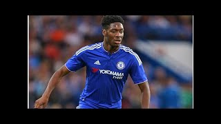 (Image): Nigerian Chelsea star prepares for vital role at the World Cup