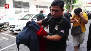 'Datuk' among five charged with being members of Gang 24