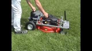 RC Lawn Mower V1.0