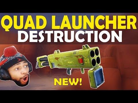 Xxx Mp4 QUAD LAUNCHER DESTRUCTION FATAL FIELDS FRAGGING HIGH KILL FUNNY GAME Fortnite Battle Royale 3gp Sex