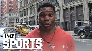 Herschel Walker Says OJ Simpson Should Mentor Kids After Prison   TMZ Sports