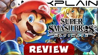 Super Smash Bros. Ultimate - REVIEW (Nintendo Switch)