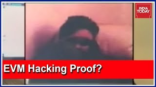 Hacker Cries EVM Hacking, Shows No Proof At International Event