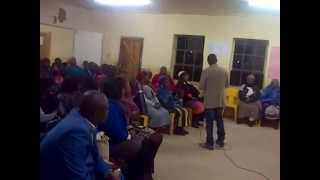 Pastor L Mangaliso Power of a dream