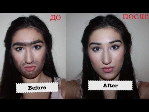 Как сделать волосы с лица