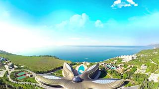 RIXOS MRIYA Resort Hotel.  360 VIDEO presentation