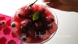 Fruit Punch Recipe - Fruit Compote - Heghineh Cooking Show