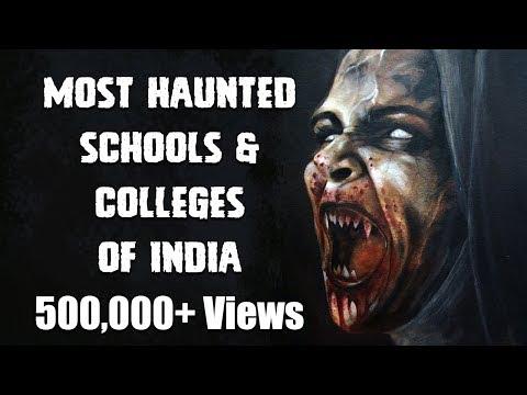 [NEW HINDI] 5 Most Haunted Schools and Colleges from India In Hindi   Mumbai Pune Kolkata   Horror
