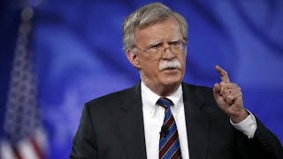 Trump taps John Bolton, a foreign policy hawk, as national security adviser