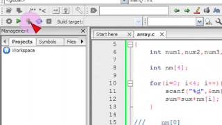 Bangla C programming tutorial  43  Array basic input output