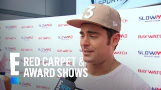 "How Zac Efron Got His ""Abs of Steel"" for ""Baywatch"" Movie 