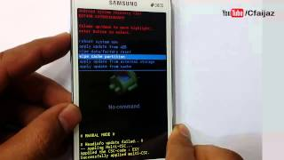 How To Hard Reset Samsung Galaxy Core 2, SM-G355H