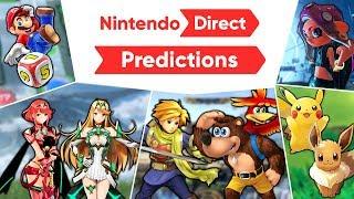Nintendo Direct September 2018 PREDICTIONS!