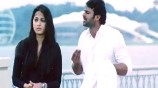 Prabhas And Anushka Hilarious Comedy Scene || Billa Movie