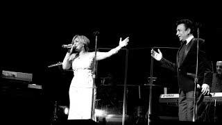 Googoosh  & Shamaizadeh: Mordab (live version)