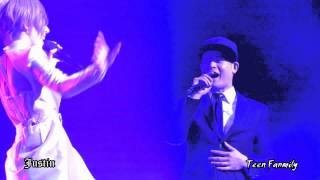 [2015-02-14] 側田Justin Lo x 泳兒 - 感應 @ 愛.情歌泳兒音樂會 Vincy Live 2015