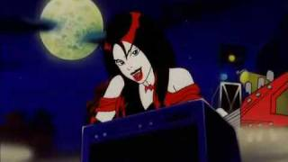 Hex Girls singing I'm gonna put a spell