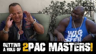 Getting a hold of 2Pac Masters - Prison Talk 17.12